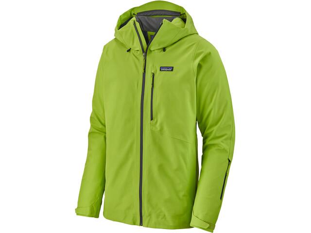 Patagonia Powder Bowl Jacket Herre peppergrass green